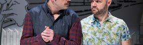 "✒️ ΕΙΠΑΝ ΓΙΑ ΜΑΣ: Κριτικές για την παράσταση ""Πέτρες στις τσέπες του"""