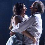 Μια εικόνα απο την παράσταση Αβελάρδος και Ελοΐζα .
