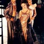 Μια εικόνα απο την παράσταση Εδουάρδος Β΄.