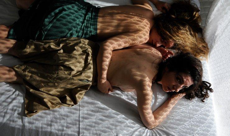 Μια εικόνα απο την παράσταση PERSONA.