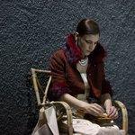 Μια εικόνα απο την παράσταση Τριστάνος.